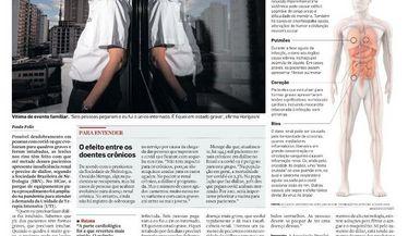Matéria do Jornal O Estado de São Paulo, com a colaboração do Dr. Osvaldo Merege Vieira Neto
