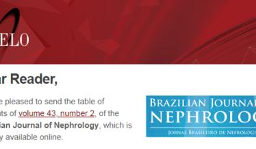 Confira o novo fascículo do JBN v43n2