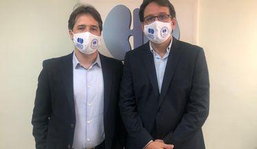 Hoje, 11 de dezembro, aconteceu na sede da SBN, em SP, a posse do novo presidente da Sociedade, Dr. Osvaldo Merege
