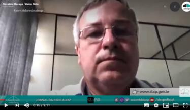 Dr. Osvaldo Merege, Vice-Presidente da Região Sudeste SBN, fala sobre o PL 539/ 2020