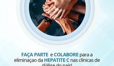 Com o objetivo de eliminar o vírus da Hepatite C (HCV) das clínicas de diálise do Brasil, o Registro Brasileiro conta hoje com mais de 200 centros cadastrados