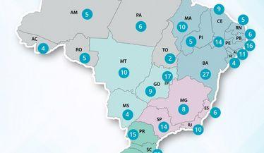 Confira a quantidade de unidades cadastradas no Registro para Eliminação da Hepatite C até o dia 14/09/2021