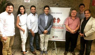 SBN marca presença em  Congresso Mineiro de Nefrologia