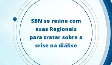 SBN se reúne com suas Regionais e Departamentos