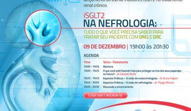 Confira a programação do evento iSLGT2 na Nefrologia