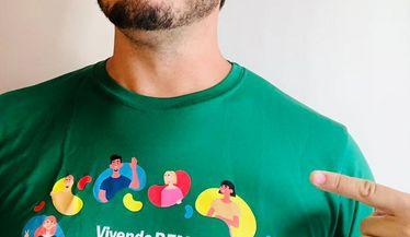 Rafael Cortez apoia a campanha do Dia Mundial do Rim