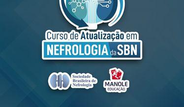 Vem aí o primeiro Curso de Atualização em Nefrologia oficial da SBN!