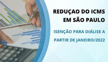 Redução do ICMS em São Paulo